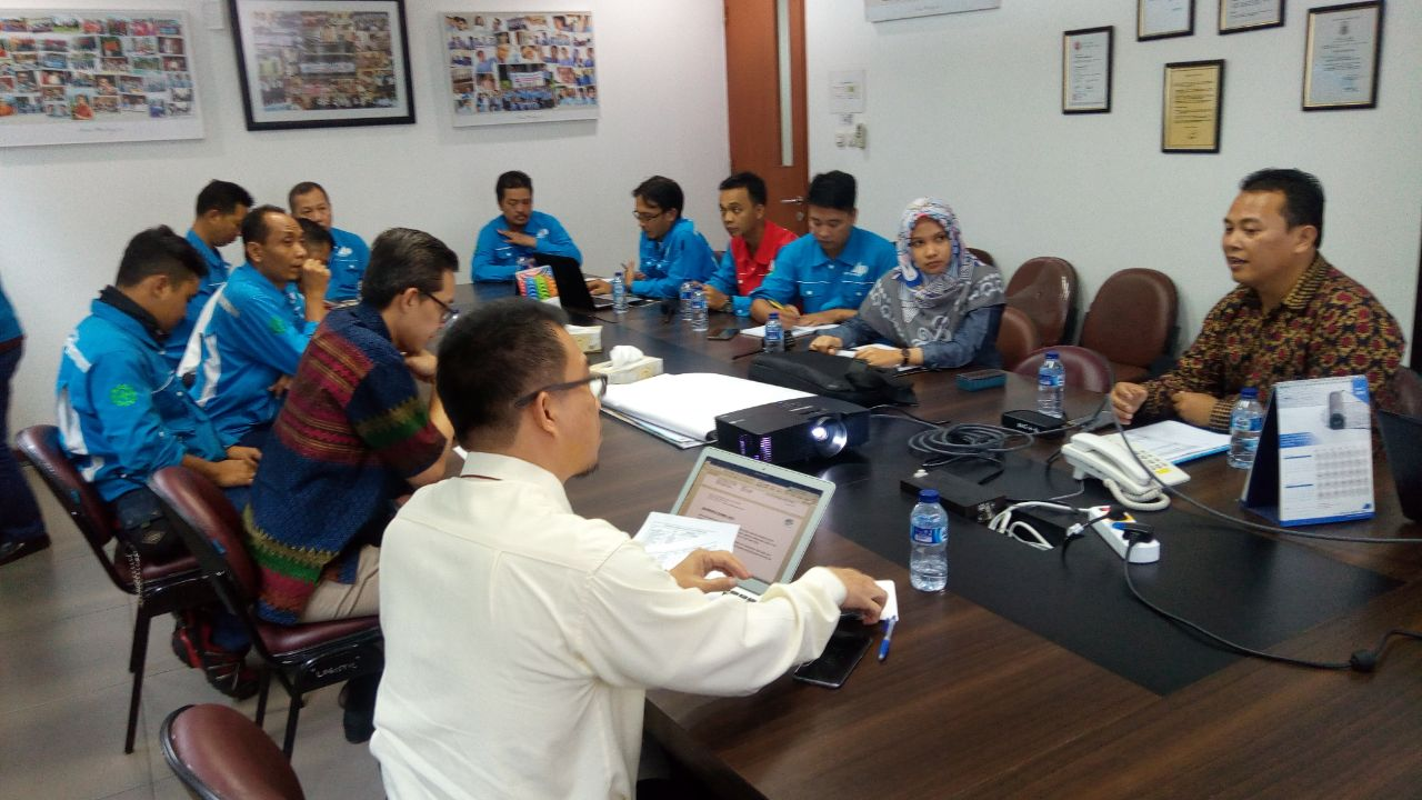 Kick Off Training ISO 45001:2018 - PT. Aristek Highpolymer