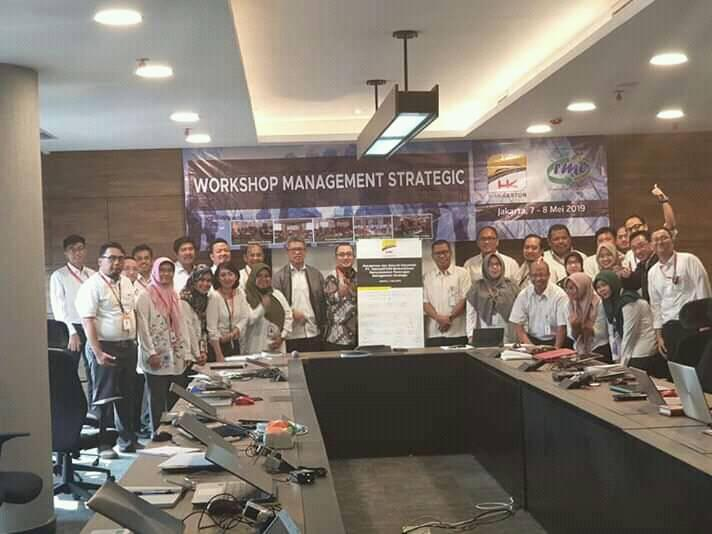 Workshop Management Strategic di PT. Hakaaston