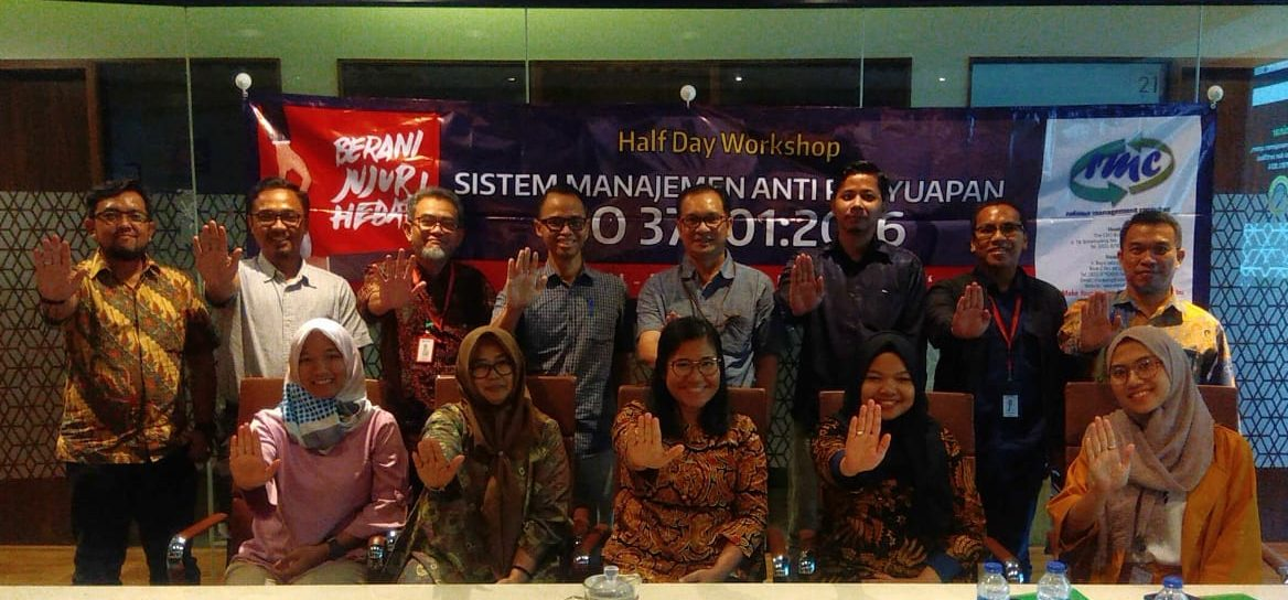 Half Day Workshop ISO 37001:2016 Batch 2