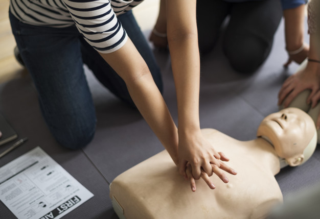 Traning First Aid Level 1 PT Oasis Waters International